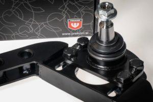 Porsche Cayenne off road parts